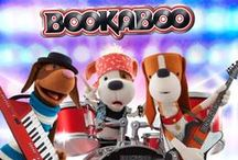 Bookaboo / Videos, crafts and activities starring everyone's favourite book-loving rock puppy! / by CBC Parents + Kids' CBC