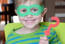 Super WHY! / Crafts, activities and videos featuring Wyatt and his literacy-loving friends from SuperWHY! / by CBC Parents + Kids' CBC