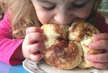 Cooking and Baking with Kids / Kids learn a lot when they help in the kitchen, including math concepts, nutritional information and an appreciation of how food makes it onto their plates! / by CBC Parents + Kids' CBC