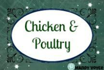 Meals - Chicken / All the recipes I find where main ingredient is chicken!
