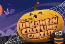 Halloween Costume Contest / by Kids' CBC and CBC Parents