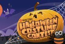 Halloween Costume Contest / by CBC Parents + Kids' CBC