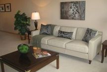 Who says beige has to be boring / Beautiful beige rooms that inspire / by Creative Home Staging