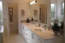 Beautiful Bathrooms / Bathrooms with beautiful fittings and fixtures / by Creative Home Staging