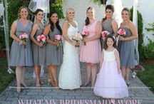 Musings on Bridesmaids / accessories, shoes, & dresses for your bridesmaids