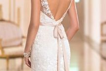 Musings on a Wedding Dress / wedding dresses