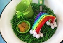 St. Patrick's Day Activities / We've got shamrocks, pots of gold and rainbows galore with these sweet crafts and activities! / by CBC Parents + Kids' CBC