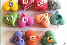 Polymer Clay e Biscuit
