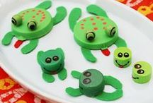 Passover Ideas / Cute craft ideas and tasty recipes to celebrate Passover with the kids. / by CBC Parents + Kids' CBC