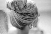 Ihanat hiukset!