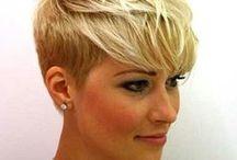 Sassy Short Cuts / Inspiration for short hair cuts!