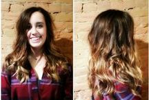 Styled at Raydiance / These are all works of art created by our wonderful stylists here at Raydiance Salon!