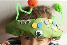 DIY Halloween Costumes / The cutest, spookiest Halloween costumes you can make yourself. / by CBC Parents + Kids' CBC