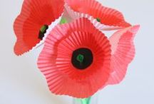 Remembrance Day Ideas / Easy ways for kids to acknowledge Remembrance Day, including crafts and activities. / by CBC Parents + Kids' CBC