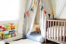 Musings on Nurseries / nursery decor & furnishings