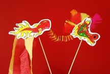 Lunar New Year Crafts / Easy crafts and activities to welcome the year of the sheep!  / by CBC Parents + Kids' CBC