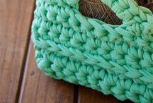 Crochet Bags, Boxes, Baskets / Crochet Bags, Boxes, Baskets, Purses, etc