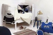 Children's Bedroom Ideas / Some stylish children's bedroom ideas and clever storage solutions. #kidsroom #childrensbedroom