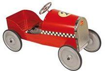 Baghera Pedal Cars / Fantastic range of Classic Metal Pedal Cars for Children.