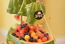 Pirate Party Ideas / From Jake and the Neverland Pirates to Captain Hook, find the perfect pirate birthday party decorations, ideas, favors, gifts, and beyond.