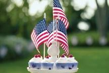 Summer Party Ideas / 4th of July, Memorial Day, Backyard Barbeques.  Nothing says summer more than a good outdoor party full of food, drinks, and good company.  Find inspiration for your next outdoor party with these summer party ideas from decorations, tips, food, supplies, diy tutorials, and more.