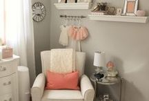 Baby Nursery Ideas / Baby Nursery Ideas - Decorate and plan for your baby with these nursery decoration ideas and inspiration for your baby's room from colors and themes to furniture and toys.