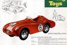Vintage Toy Adverts / Toy adverts from yesteryear