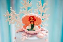 Under the Sea Party Ideas / From mermaids to jellyfish to crabs and beyond, discover the perfect under the sea party decorations and ideas. Browse cake ideas, party favors, tableware, and more.