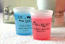 Gender Reveal Party Ideas / Gender Reveal Party Ideas - Discover must-have gender reveal party ideas for your baby shower. From cake reveals to gender neutral decorations, find inspiration with these DIY tutorials, party favors, table decorations, party food ideas, games, and more.