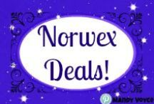 Sales! Discounts! Freebies!  - Norwex Specials / If you want an amazing product at a low price you need to check these out. If you want it free this is also the place to be. I would love to help make your life easier, while helping you save money!