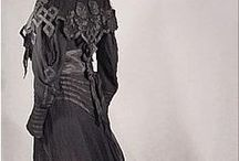 Clothing: Goth - Steampunk - Fantasy