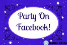 Direct Sales - Party on Facebook! / Do you want to bring your direct sales parties onto Facebook? Maybe you want to reach people who can't make it to a live demo? This board is full of ideas and trainings to get you started and rock Facebook events!