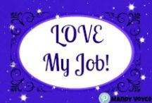Direct Sales - Loving my Job! / Tips, Tricks, Trainings & Positive information about direct sales, and MLM!