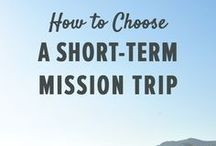 Mission Trip Tips / Whether it's your first mission trip or your tenth, find mission trip tips here to help you prepare to go.