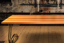Tafels van Studio Peer / Tafels ontworpen door Peer