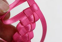 Crafts : braiding / weaving