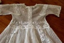 Christening / Lots of ideas for making the perfect christening outfits for babies