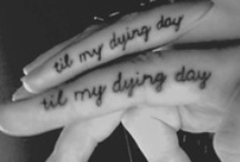 Body art that lives on you forever <3