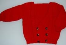 Knitting / Crochet : kids/babies