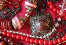 Crafts : making jewelry / beading / Lots of ideas to be inspired of ... and to make...