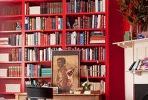 Libraries / Book Shelves