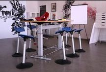 Ergonomic Desks / Ergonomic Desks focusing on height-adjustable and newest design in the industry.  / by Ergoprise Ergonomics