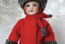 Dolls : bleuettes