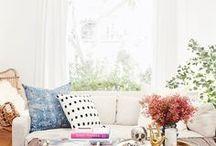 H O M E // living room