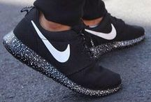 SWEAT SHOES / Athletic sneakers we are currently coveting