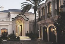 dream homes / one day ill live in my own version of a palace