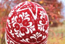 Knitting : hats