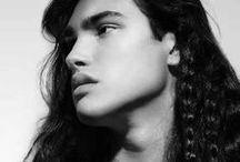 >>> NATIVE male models / Indigenous male models. Curated by Founding Editor Lisa Charleyboy (aka Urban Native Girl).  / by Urban Native Magazine
