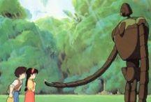Studio Ghibli / by Shannon Bigley