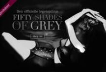 Fifty Shades of Grey legetøj og bondage / Hos winkwink.dk elsker vi Fifty Shades of Grey og ikke nok med at bøgerne er helt fantastiske, så er der også lavet en helt linje med sexlegetøj, cremer og olier og bondage produkter, der kan bruges som supplement til den frække bog. Vi er sikker på at din partner vil elske det!